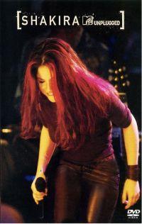Cover Shakira - MTV Unplugged [DVD]